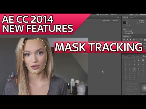 (6) After Effects Tutorial: Mask Tracking - YouTube