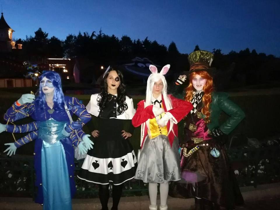 Disney Soiree Halloween.Pin On Halloween