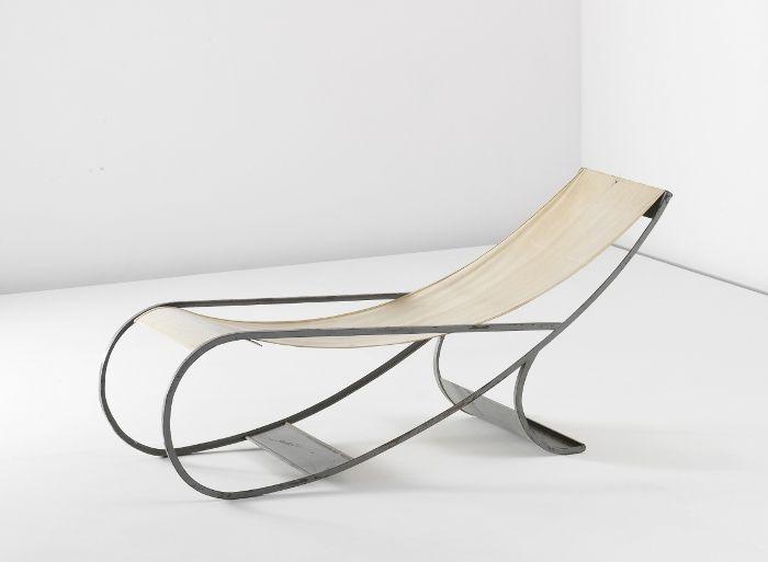 Longue TurpinSeating Par Chaise François Design HIDE2W9