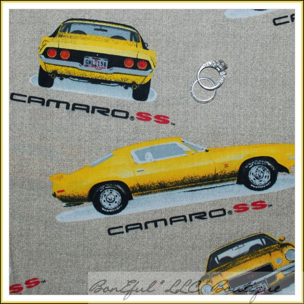 Muscle Car Quilt Fabric Www Topsimages Com