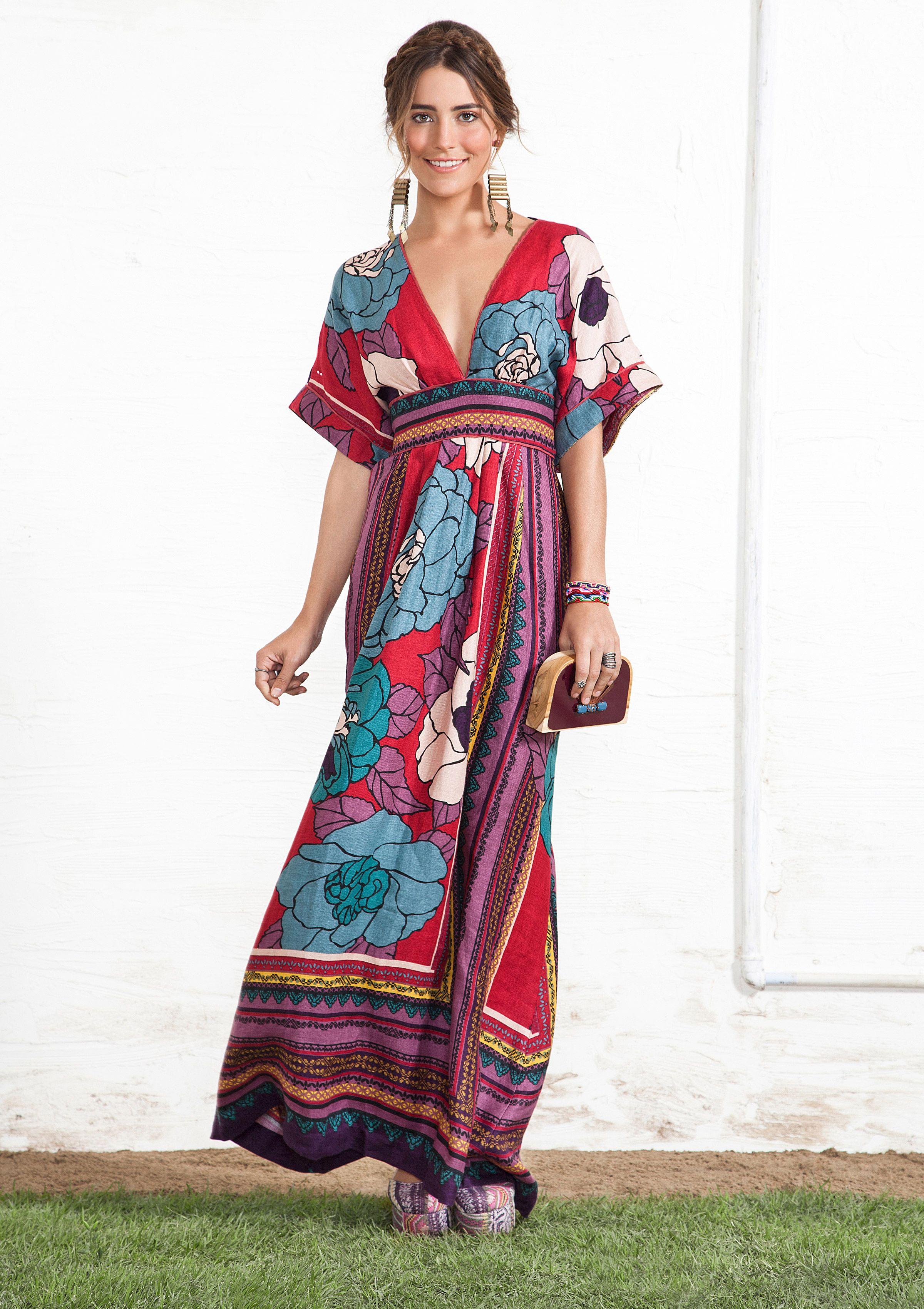 Rio style dress