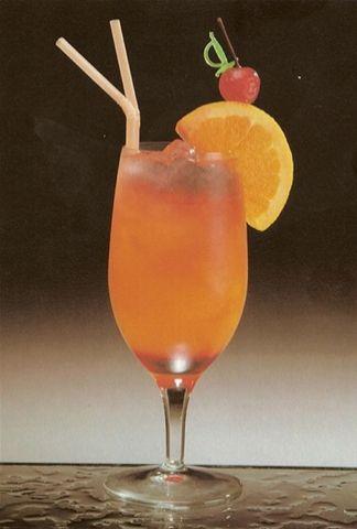 Tequila Vodka And Orange Juice Tragos Bebidas De Frutas Y Jugo De Durazno