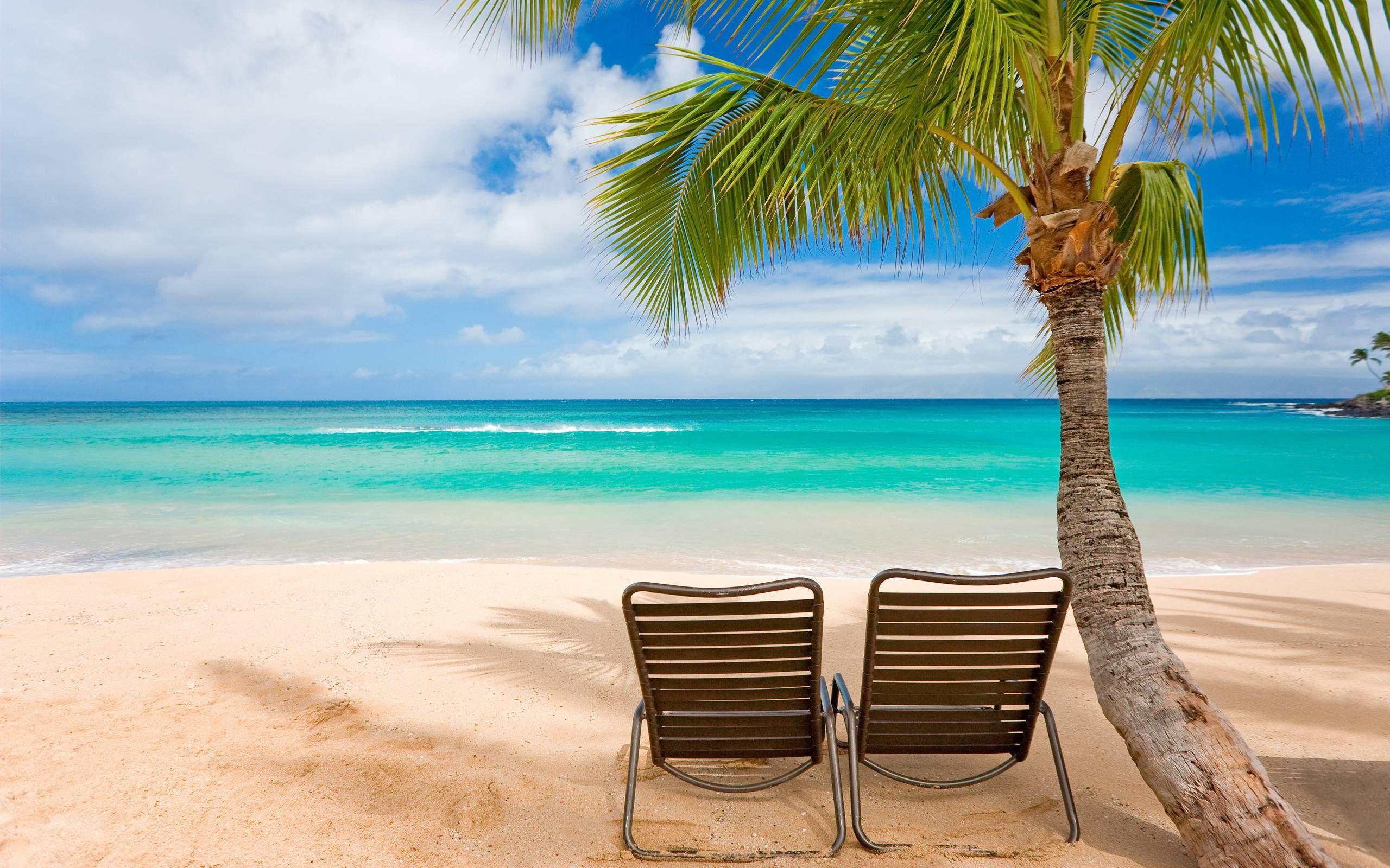 High Definition Tropical Wallpapers Летние обои, Пляжные