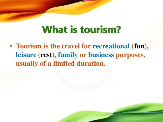 tourism is the travel for recreational (fun), leisure (rest, Powerpoint templates