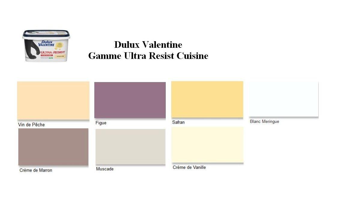 Ultra Resist Cuisine Satin 2 L Dulux Valentine Murs De La