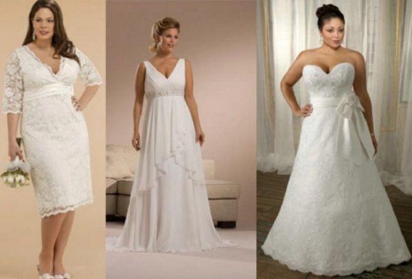 vestidos de novia para gorditas y bajitas. diseÑos de vestidos de