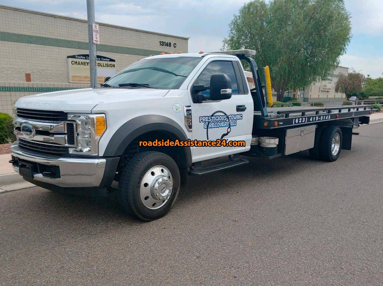 Towing Surprise Towing Tow Truck Roadside Assistance