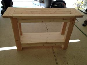 Shaker Console Table Plans Http Bench Forum Info Pinterest Rh Com
