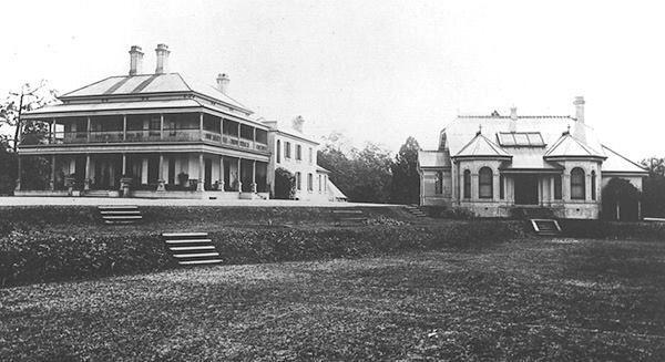 Glenlyon House, Ashgrove c1931 | Australian Settlers ...