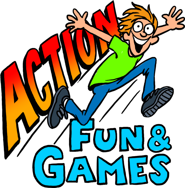 Action, Fund & games - Have fun when you gamble!