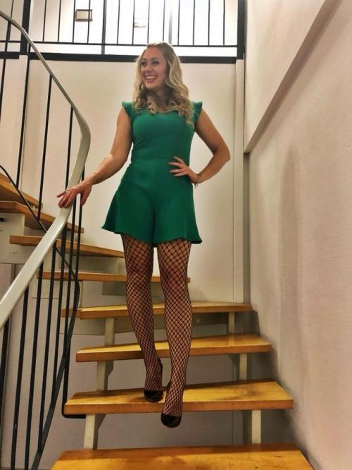 Only-German-Moderatorinnen — Ruth Moschner | Mini dress