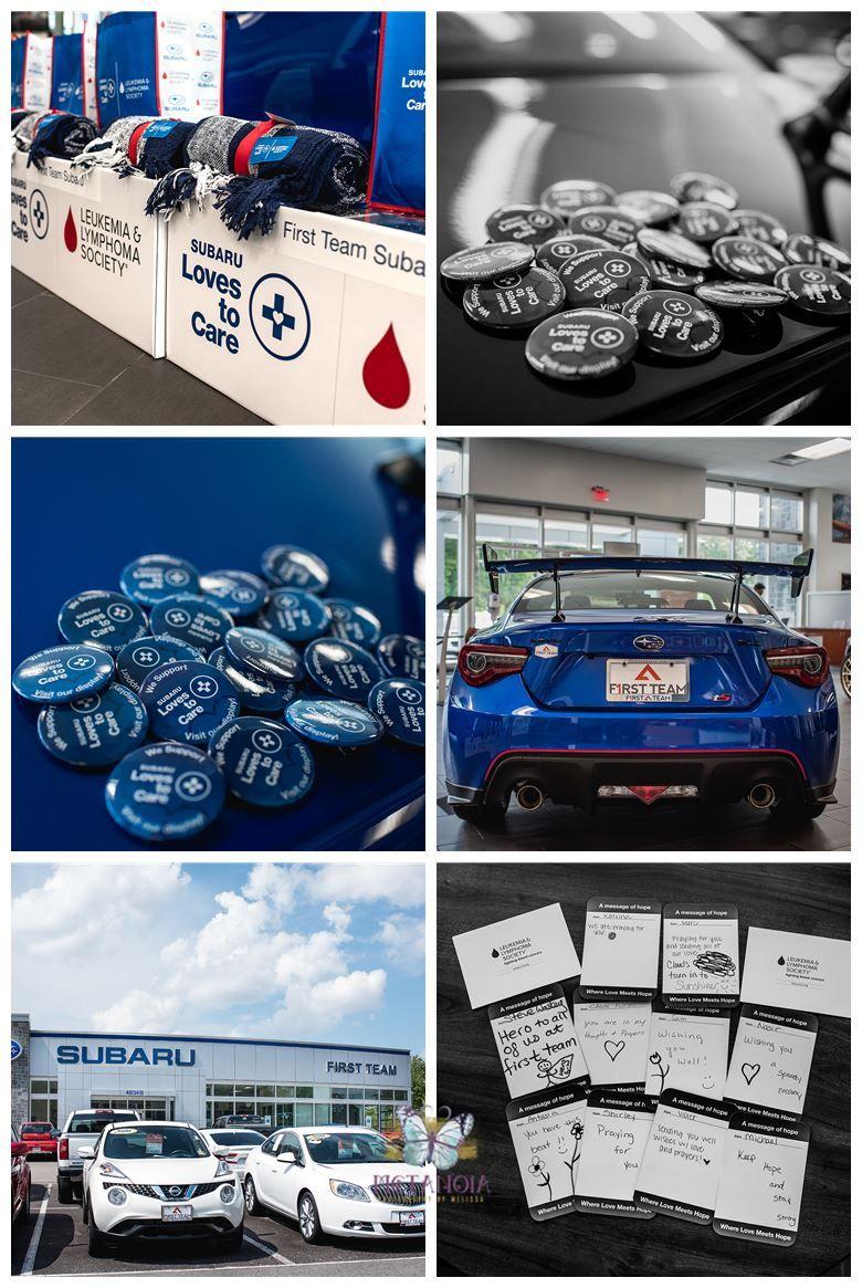 First Team Subaru >> First Team Subaru Lls Creative Holiday Gift Wrap One Team