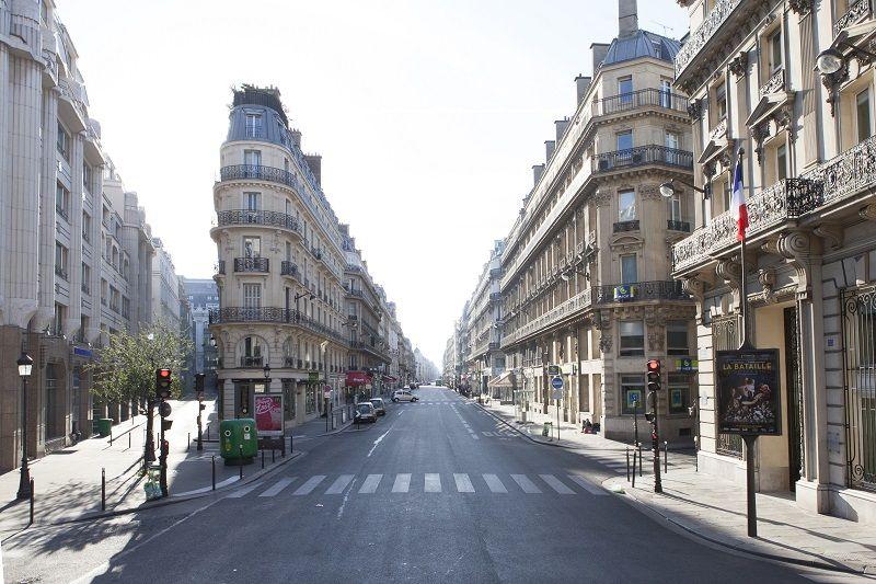 Rue du Quatre Septembre ©Jean-Baptiste Gurliat/Mairie de Paris
