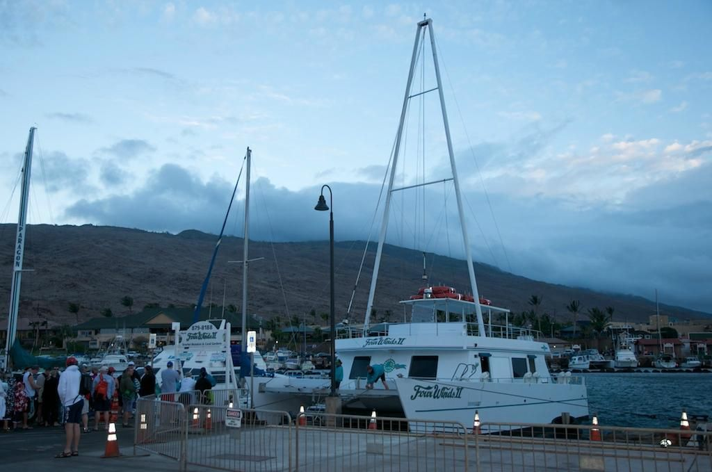 Four Winds II Snorkel at Molokini Molokini, Trip advisor
