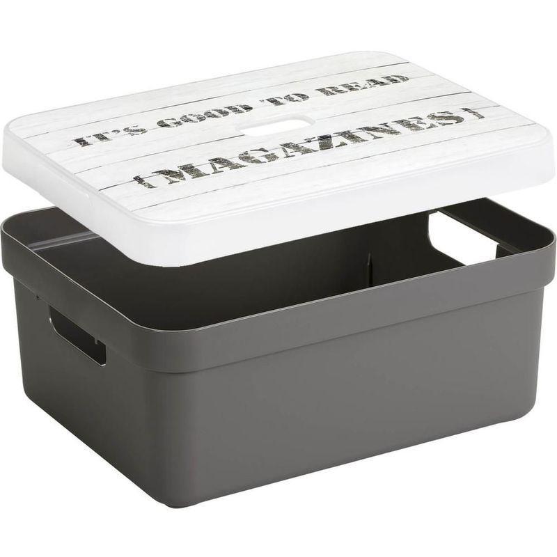 Bac De Rangement Container