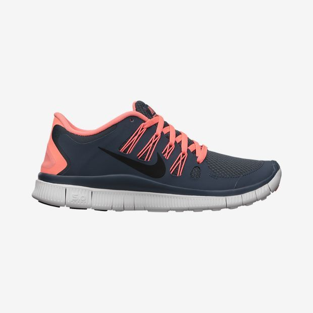 Nike Free 5.0+ Women's Running Shoe I have a purple pair and