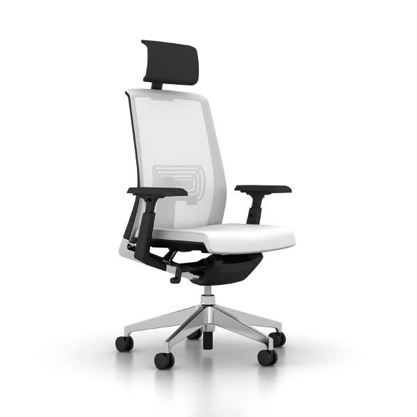 Haworth Very With Headrest Chair Executive Chair Seating