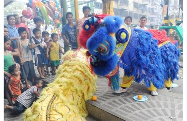Photos Lunar New Year Celebrated Around The World