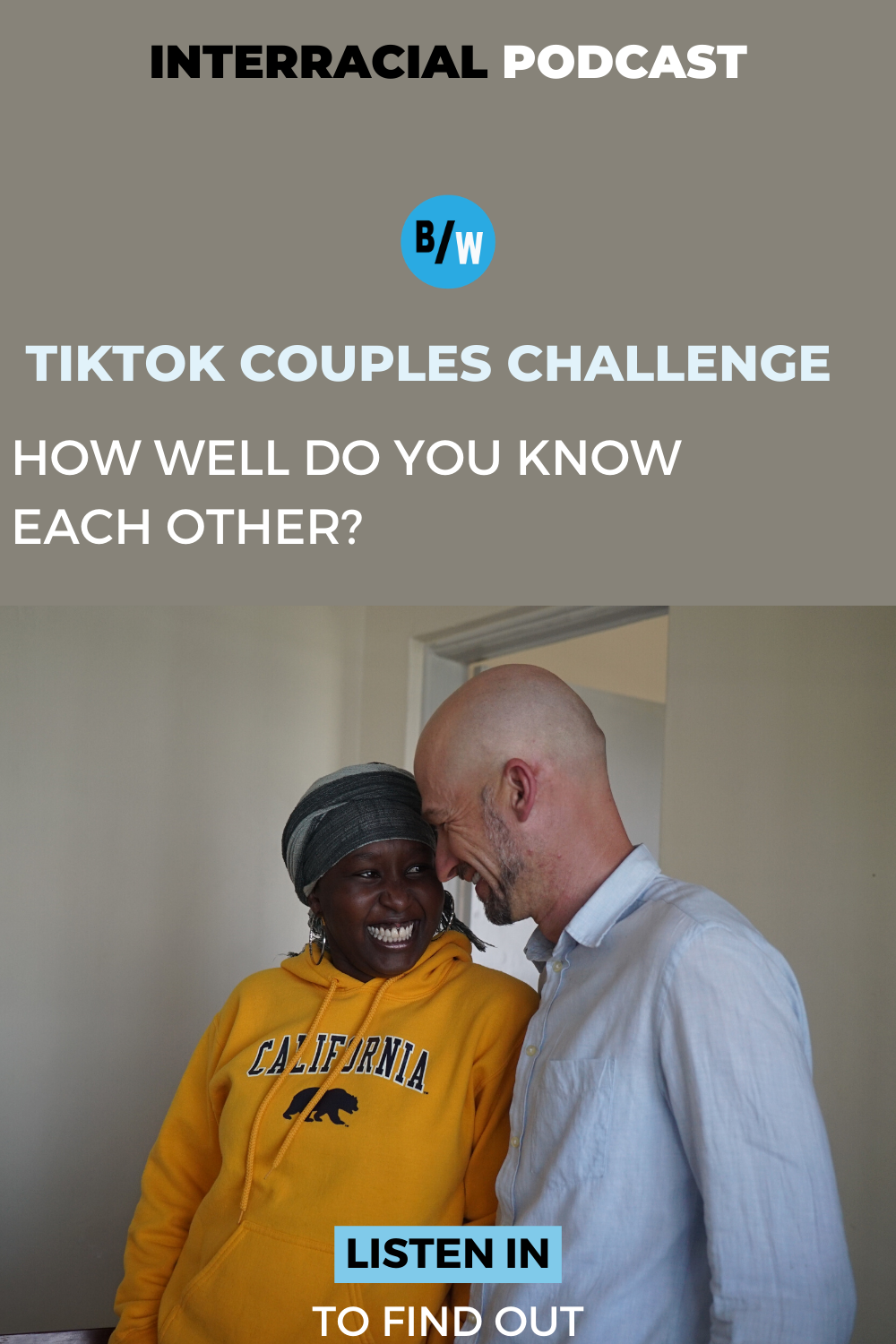 Tiktok Interracial Couples Challenge How Well We Know Each Other Black And White Love Couples Challenges Interracial Couples Interracial