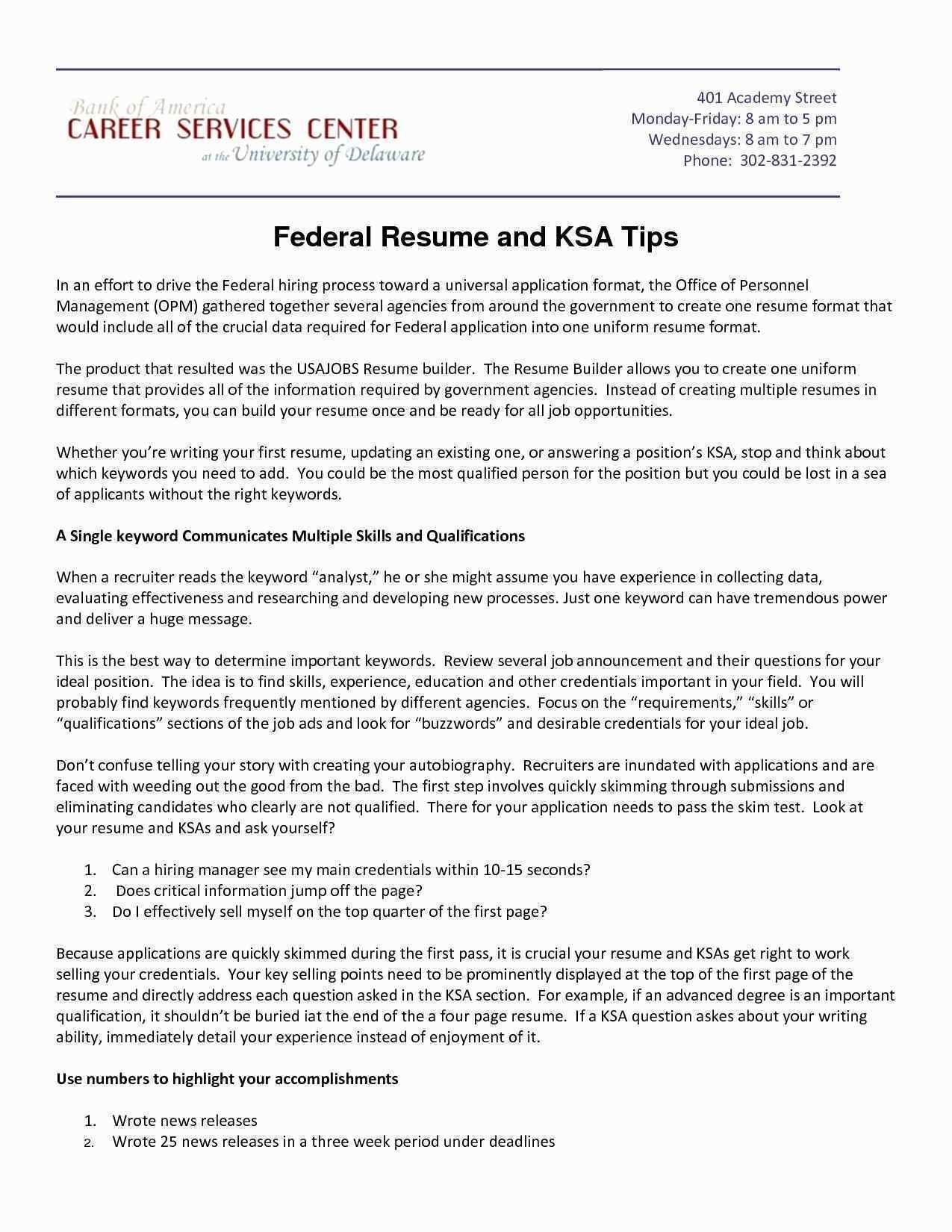 Social Story Template Unique Unique Sample Federal Resume