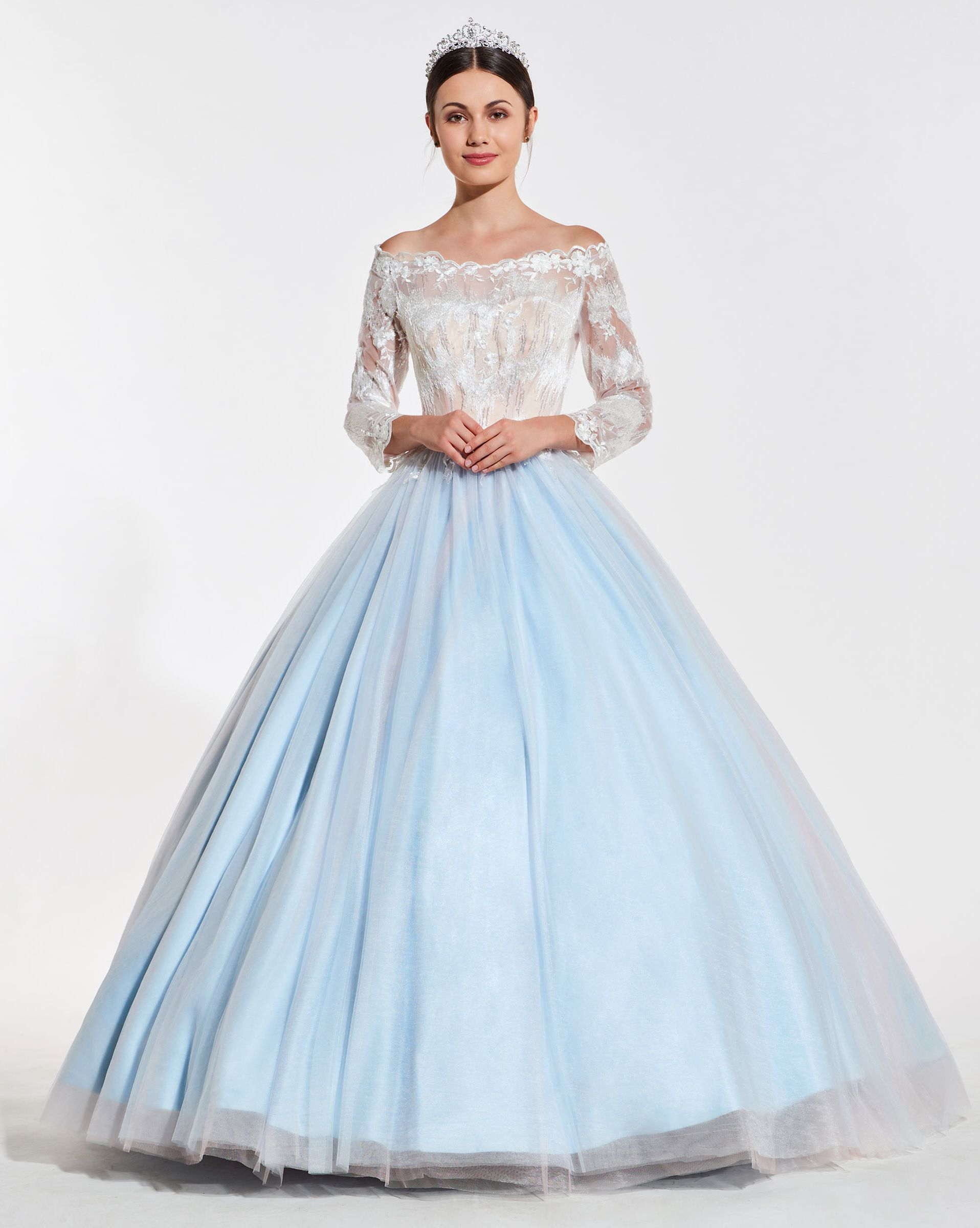 Offtheshoulder beaded lace quinceanera dress occasion dresses