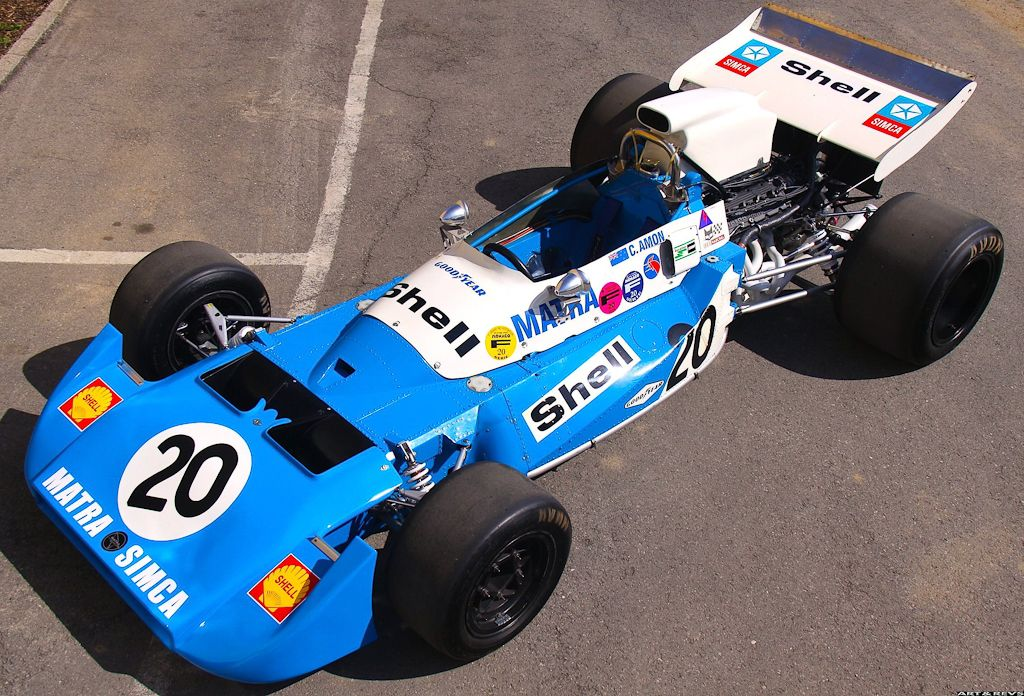 For Sale: Matra F1 MS 120 V12 | Old racing cars | Pinterest | F1 ...