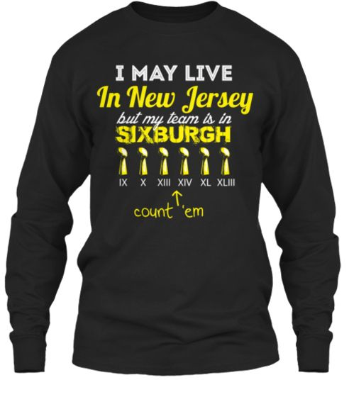 I May Live In Jersey...