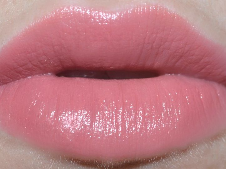 """Urban decay """"naked"""" lipstick. Amazing color!"""