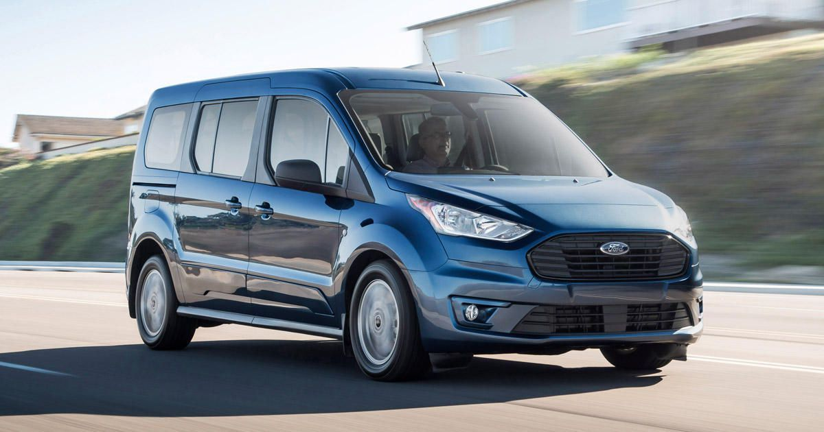 Live The Van Life With The 2019 Ford Transit Connect Wagon Ford Transit 2019 Ford Van Life