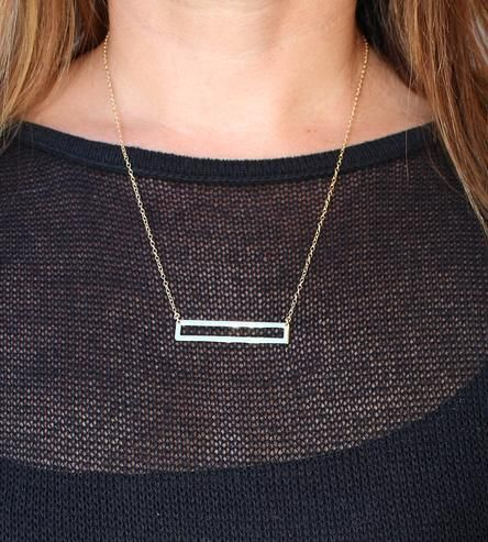 Gold-rectangle-outline-necklace-michael-1446128412