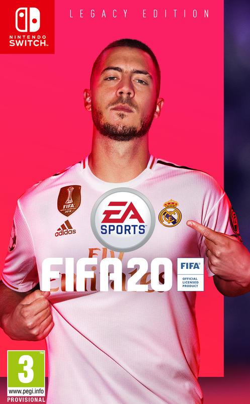 Fifa 20 Nintendo Switch Fifa Fifa 20 Ea Sports Fifa