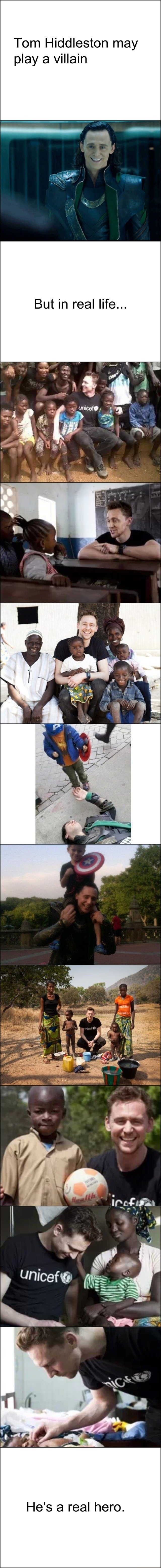 Real life hero  - funny pictures #funnypictures