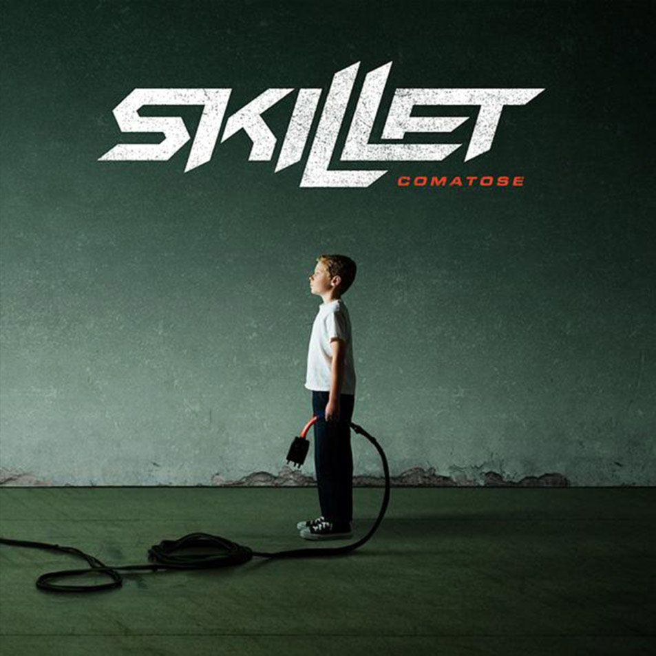 Skillet Comatose. Probably one of the most accessible Christian hard rock bands- the casual listener doesn't quite realize they are getting messages of faith and salvation with their metal. Brilliant and exciting stuff!