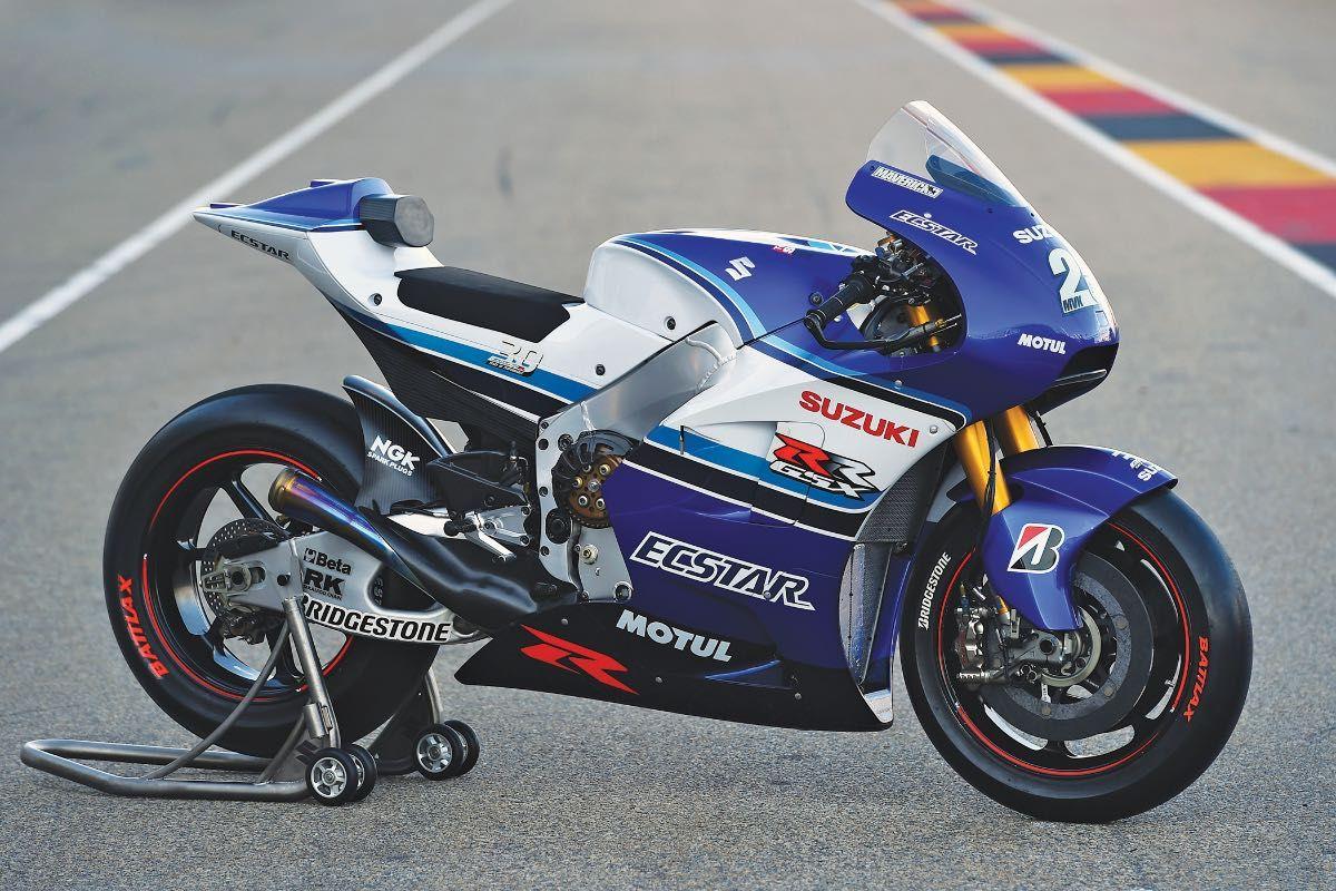 Superbe Suzuki MotoGP Bike | Like The Old School Color/Graphics | Motorcycles/Motocross  | Pinterest | School Colors, Motogp And Suzuki Gsx