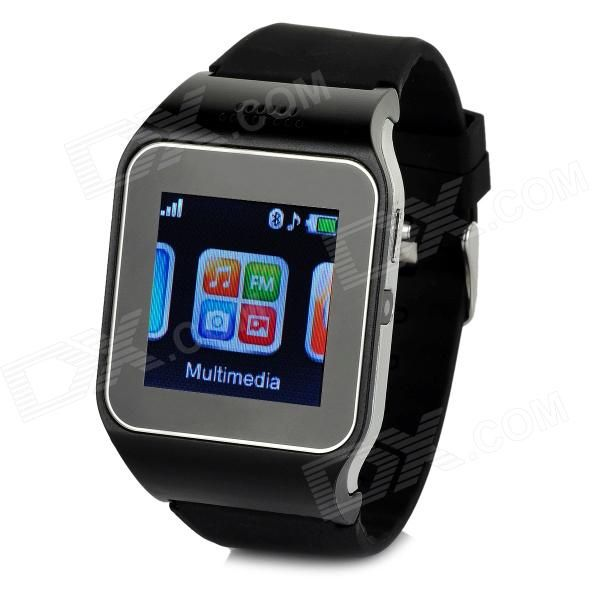With the functions of music playback, recording, radio, video, sleep monitoring, looking for a mobile phone, dial telephone, stopwatch, alarm clock, car alarm, anti-theft, etc. http://j.mp/VAvWwz