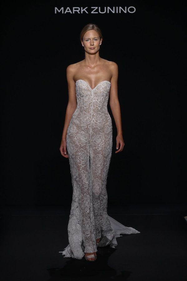 15 Outrageous Wedding Dresses That Are Totally NSFW | Mark zunino ...
