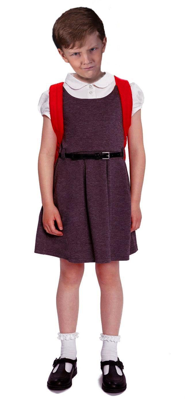 Boys Wearing Dresses To School I don't wan...
