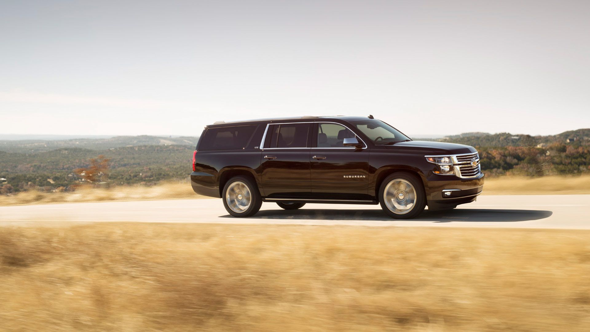 New Chevrolet Suburban Vehicle For Sale In Vancouver Chevy