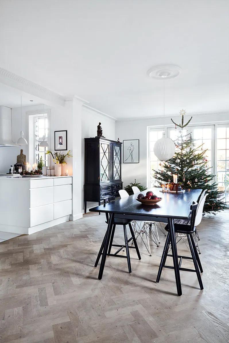 Kom med hjem til en ægte julefan #julepyntinspiration