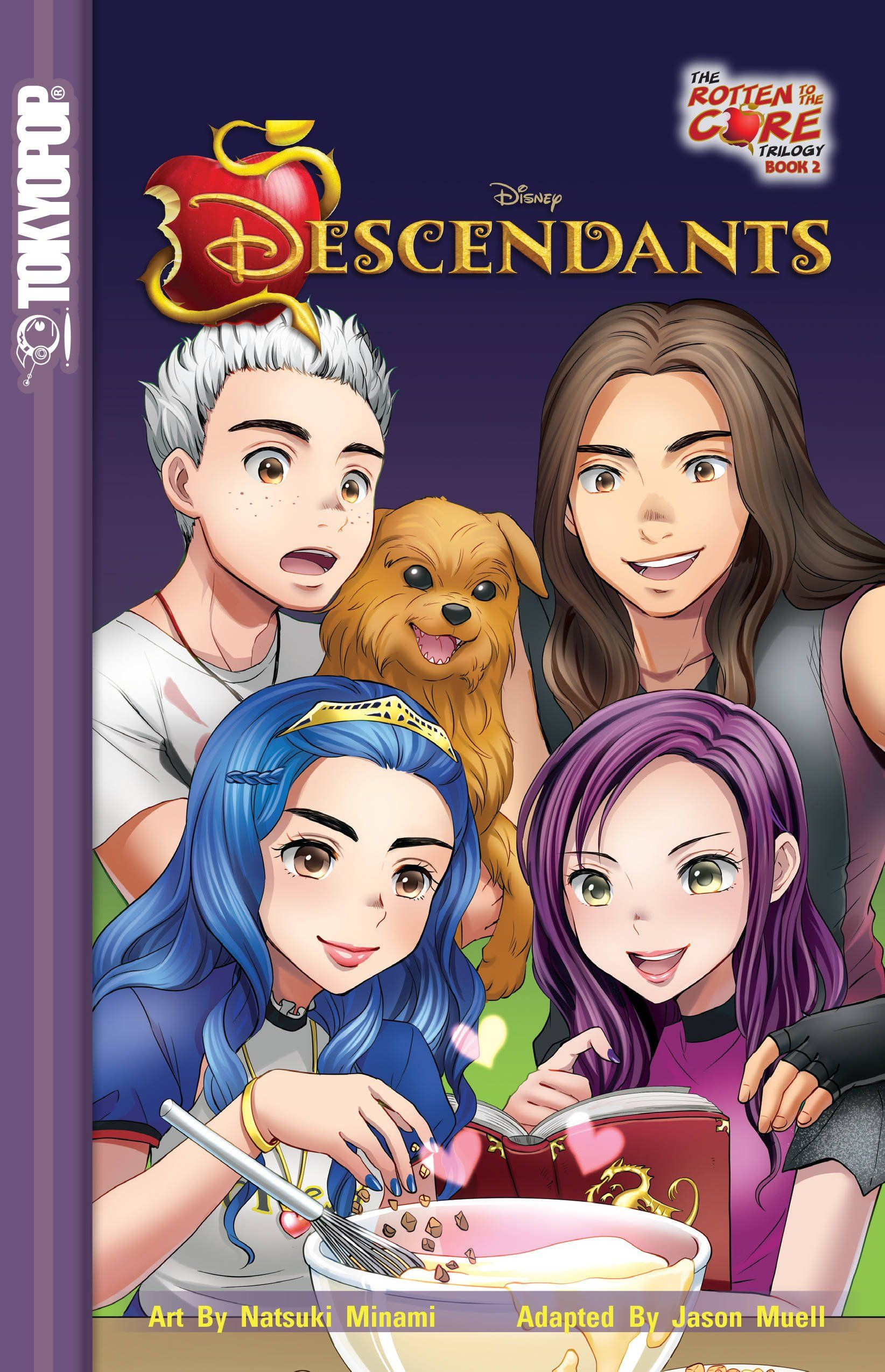 Disney's Descendants Rotten to the Core