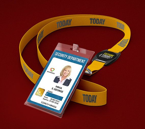 Printable Id Corporate Card Id Card Template Corporate Template