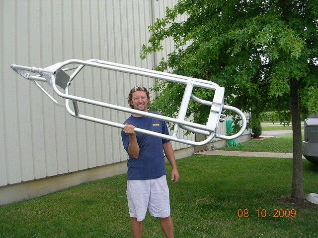 Reverse Trike Frame Design   how to build a reverse trike frame