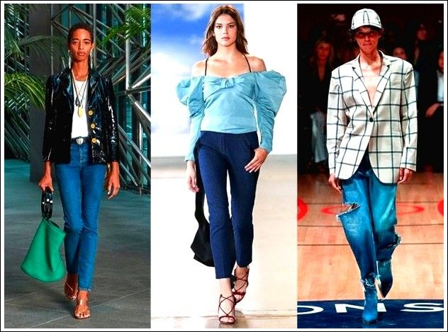 Jeans 2021 Damen