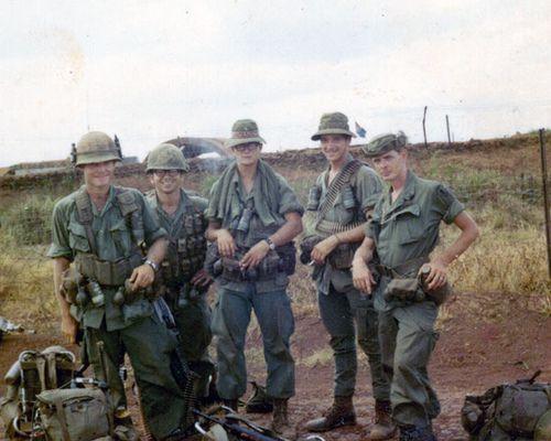 VN117   Company C, 2d Battalion, 12th Infantry, 2d Brigade, …   Flickr