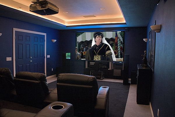 Home Theatre Home Ideas Pinterest