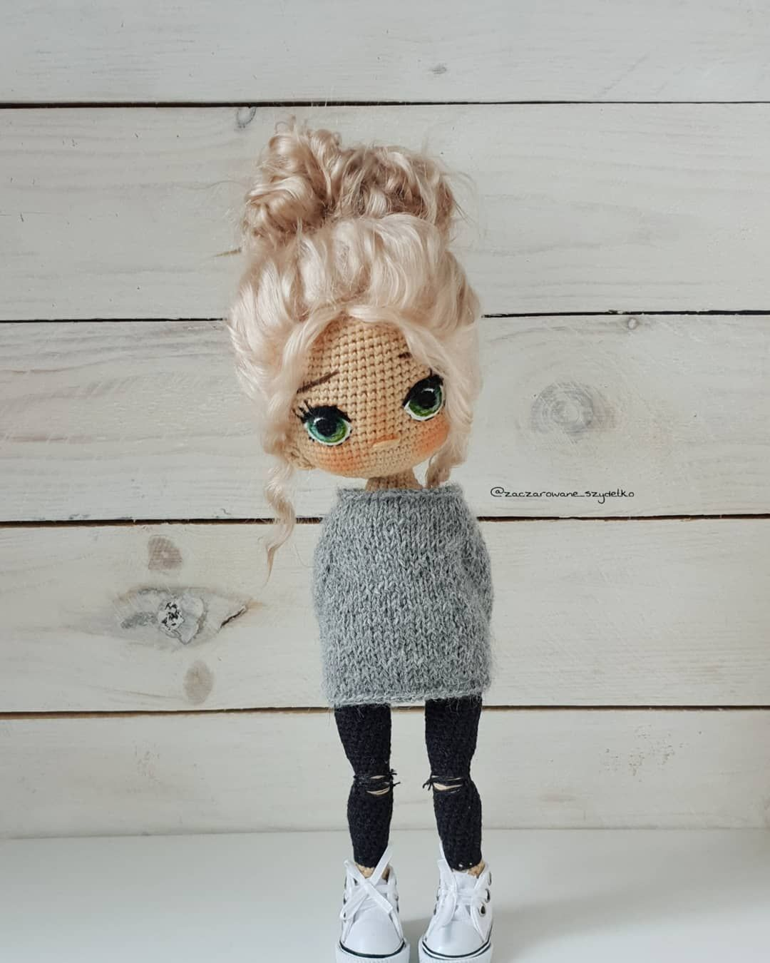 Instagram | Amigurumi doll, Crochet fairy, Crochet unicorn | 1350x1080