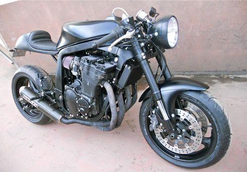 suzuki gsxr 600 cafe racer - bing images   motos   pinterest