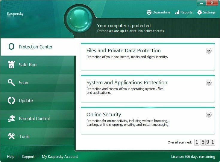 extrandai • Blog Archive • Kaspersky antivirus activation