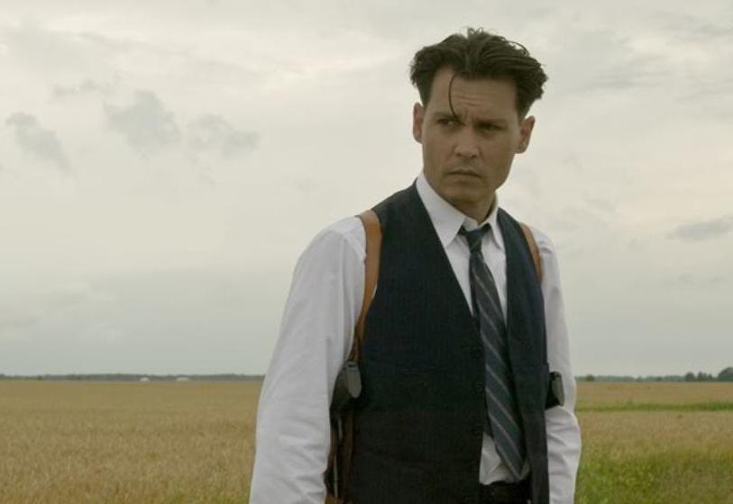 Johnny Depp Public Enemies