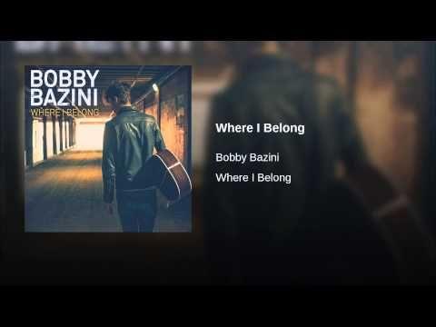 Wedding Music Bobby Bazine Where I Belong